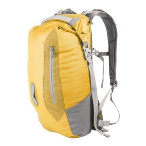 Sea to Summit Drypack-Rucksack 26 Liter gelb