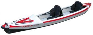 BIC Kayak Yakkair Full HP 2 Aufblasbar 2020