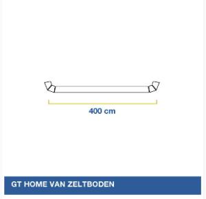 GT Home Van Zeltboden