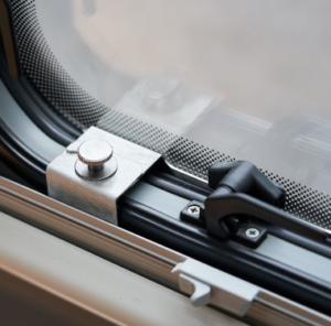 Sicherheitsprofil für Ausstellfenster S4/S5 Typ 350