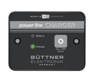 Büttner Elektronik, Fernbedienung PowerLine MT PL FB-1