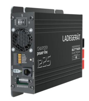 Büttner Elektronik, Ladegerät PowerLine PL-Serie 25A
