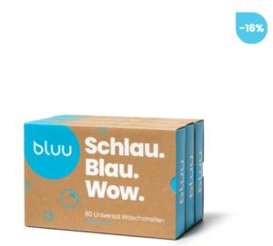 Bluu Universal Waschstreifen 180 Stück