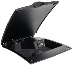 Ladeschale CARica - Qi kabellose mit USB/HDMI für Fiat Ducato