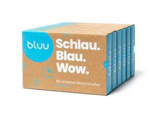 Bluu Universal Waschstreifen 360 Stück