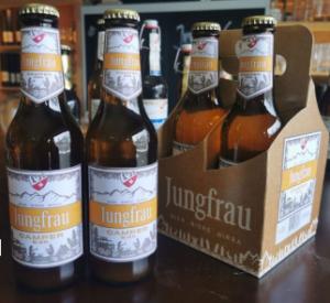 Jungfrau Bräu Camper Bier 24 x 33 cl